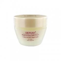 Serum7 crème de nuit régénérante peaux sèches 50 ml