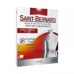 Saint-bernard patchs chauffants 3 patchs