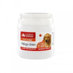 Clément thékan vital'form pelage chien 48 comprimés