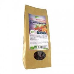 Exopharm goji cranberries myrtilles physalis bio 250 g