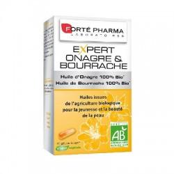 Forté pharma expert onagre et bourrache 60 gélules