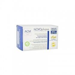 Novophane ongles et cheveux 60 gélules