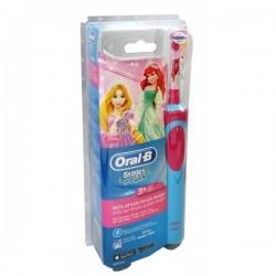 Oral b brosse a dents electrique stage power enfant 3 ans et plus