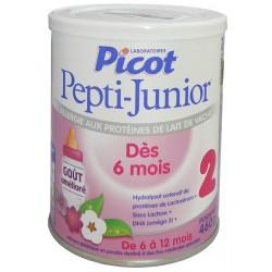 Picot pepti-junior 2 des 6 mois 460g