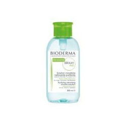 Bioderma Sebium h2o solution micellaire nettoyante