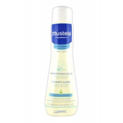 Mustela shampooing doux 200 ml