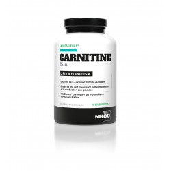 Nhco carnitine métabolisme et graisse 100 gélules