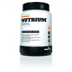 Nh-co nutrium 600k pro grade mass gainer vanille 1kg