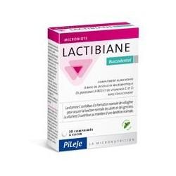 Lactibiane bucco dental 30 comprimes