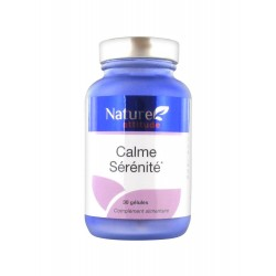 Nature attitude calme sérénité 30 gélules