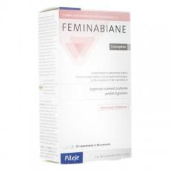 Pilèje feminabiane conception28 comprimés et 28 capsules
