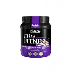 Elite fitness protein - vanille - stc nutrition