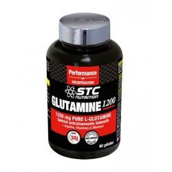 Stc nutrition glutamine 1200 90 gélules