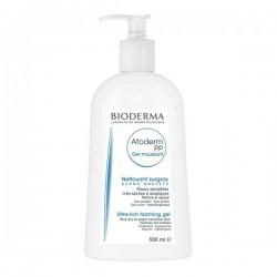 Bioderma atoderm intensive gel moussant nettoyant surgras 500 ml
