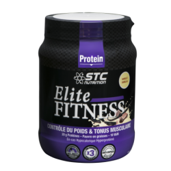 Stc nutrition elit fitness protein - chocolat 350g