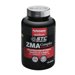 Zma complex - stc nutrition 120 capsules