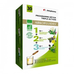 Arkofluide bio amp progr detox 3x10
