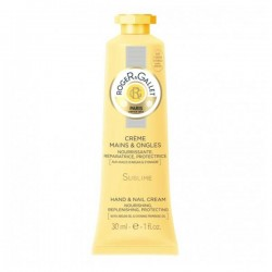 Roger & gallet bois d'orange crème sublime mains & ongles spf15 30ml