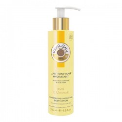 Roger & gallet lait sorbet tonifiant bois d'orange 200ml