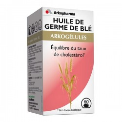 Arkopharma arkogélules huile de germe de blé 45 gélules