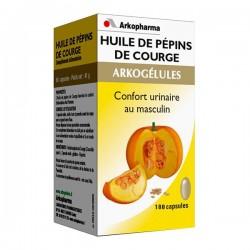 Arkopharma arkogélules huile de pepin de courge 180 capsules