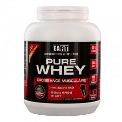 Eafit pure whey croissance musculaire chocolat 750g