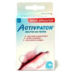Activpatch bouton de fièvre 12 patchs