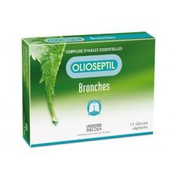 Olioseptil bronches 15 gélules