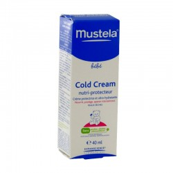 Mustela bébé cold cream multi protecteur 40ml