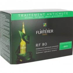 Rene furterer traitement anti-chute concentré rf80 12 ampoules