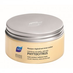 Phyto phytocitrus masque régénérant cheveux colorés 200ml