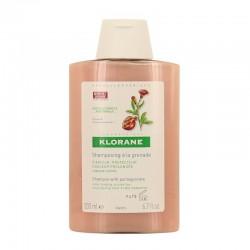 Klorane shampooing grenade cheveux colorés 200ml