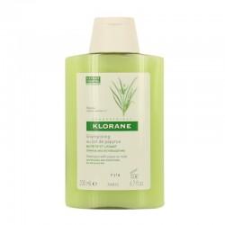 Klorane shampooing nutritif et llissant lait de papyrus 200ml