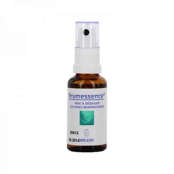 Weleda brumessence aide à dégager les voies respiratoires 30ml