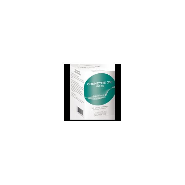 Granions coenzyme q10 30 gélules