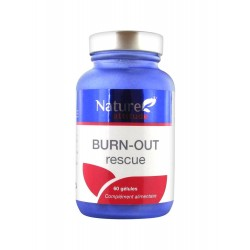 Nature Attitude Burn-Out Rescue 60 Gélules