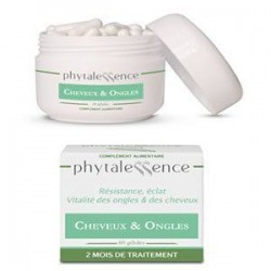 Phytalessence Cheveux et Ongles 60 Gélules
