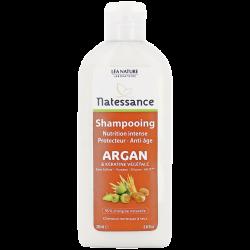Natessance - Shampooing À l'Argan et à la Kératine Végétale, 250ml