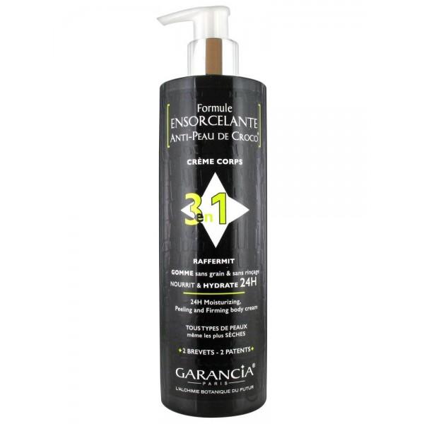 Garancia Formule Ensorcelante Anti-Peau de Croco 3 en 1 400 ml