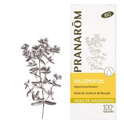 Pranarôm Huile Végétale Millepertuis 50 ml