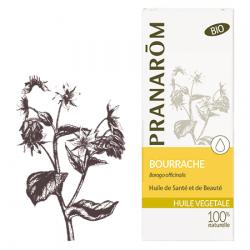 Pranarôm Huile Végétale Bourrache 50 ml
