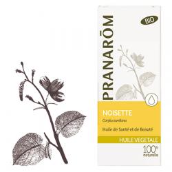 Pranarôm Huile Végétale Noisette 50 ml