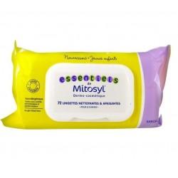 Mitosyl Lingettes Nettoyantes & Apaisantes 72 lingettes 3 achetés 1 offert