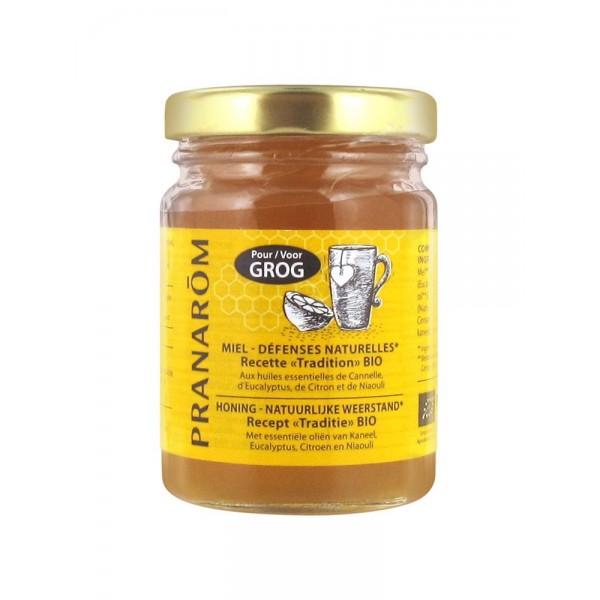 Pranarôm Miel - Défenses Naturelles Pour Grog 100 ml