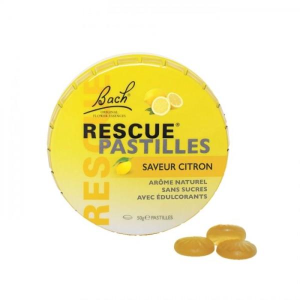Rescue Pastille Citron Boîte de 50g