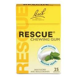 Rescue Chewing Gum Boîte de 25 dragés