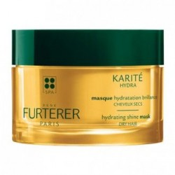 Furterer Karité Hydra Rituel Hydratation Maque Hydratation Brillance 200 ml