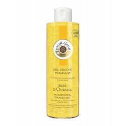 Roger & Gallet Gel Douche Tonifiant Bois d'Orange 400 ml