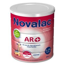 Novalac AR+ 0-36 Mois Boîte de 800g