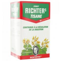Richter's tisane régulation de la digestion 20 sachets